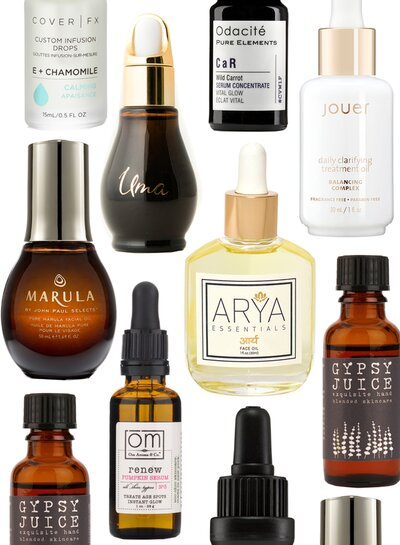 Best Face Oils by Skin Type: Oily to Dry | InStyle com