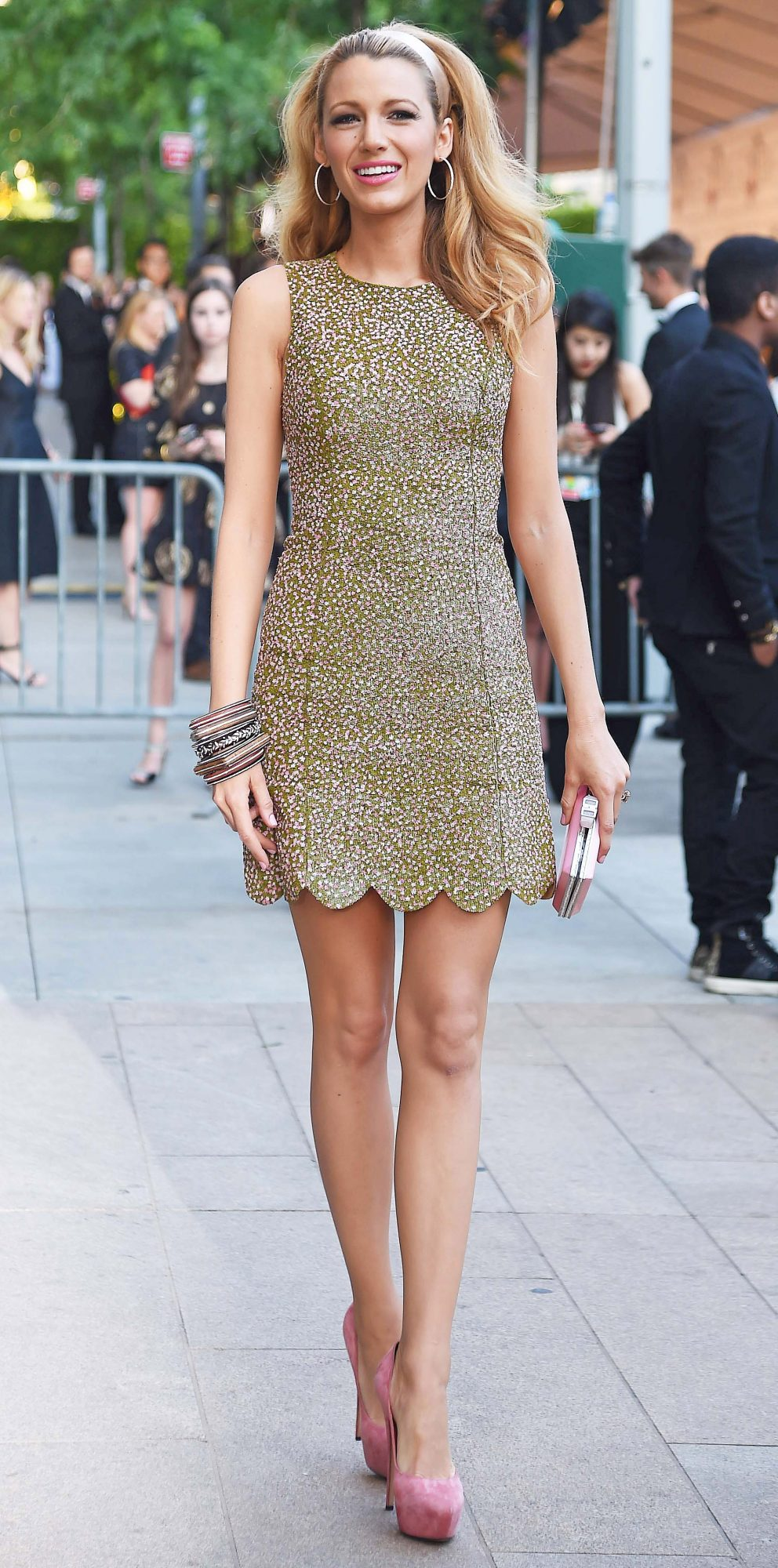 In Michael Kors, 2014
