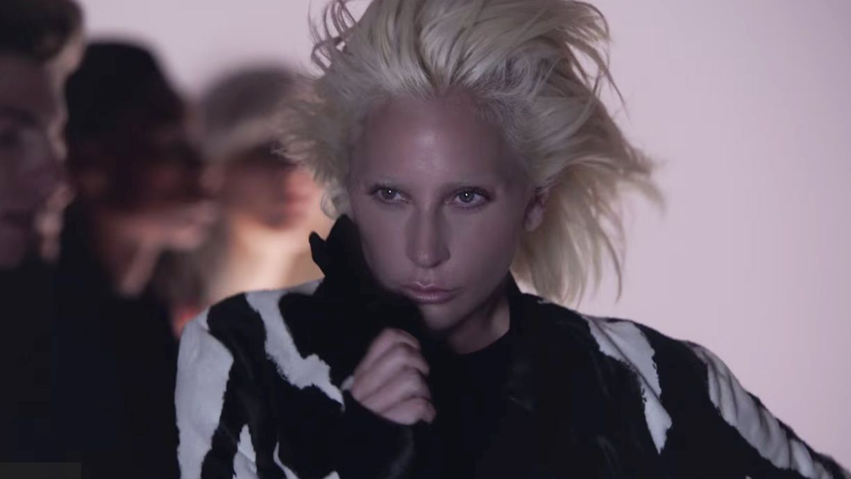 Lady Gaga in Tom Ford's Music Video