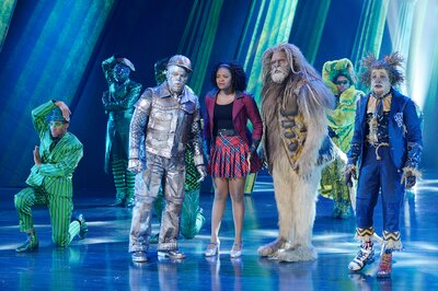 Best Moments from The Wiz Live! on NBC | InStyle com
