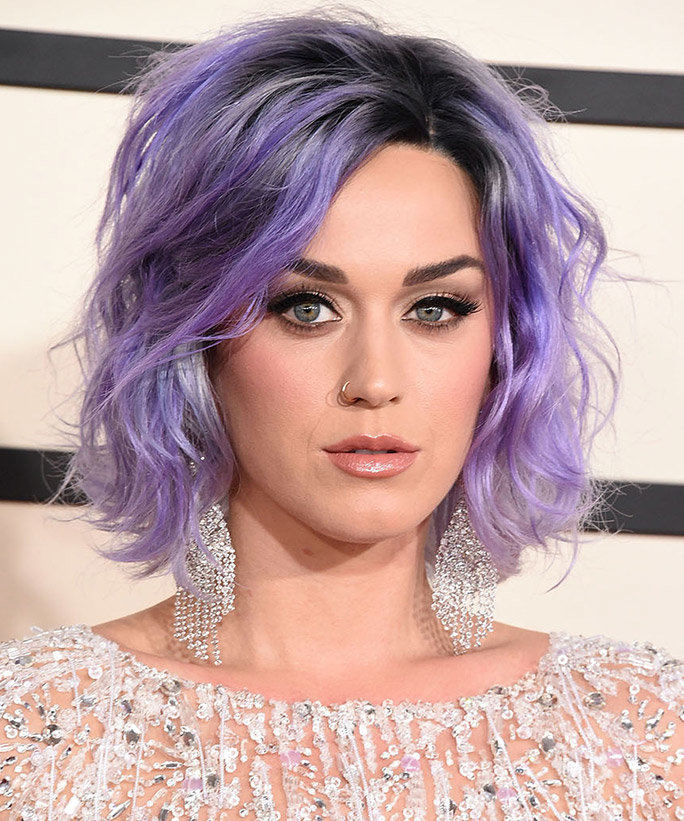 Katy Perry's Retro Cat Eye