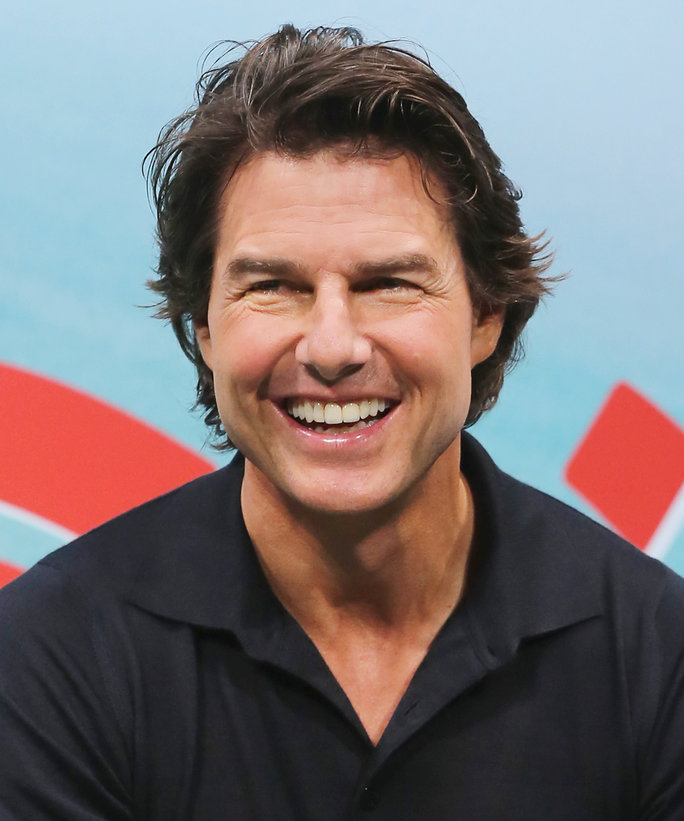 Tom Cruise attends the Japan Press Conference of 'Mission: Impossible - Rogue Nation' at the Peninsula Hotel Ballroom on August 2, 2015 in Tokyo, Japan.