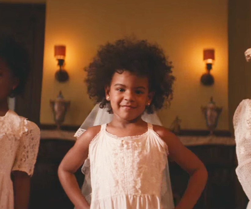 Blu Ivy's Beauty
