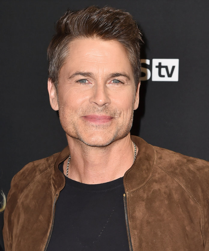Actor Rob Lowe attends the DirecTV Super Saturday Night at Pier 70 on February 6, 2016 in San Francisco, California.