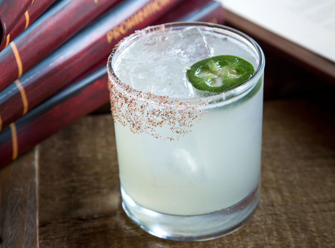 LIFE+HOME: Summer in Style: Cinco de Mayo: Margarita recipe from Jim McCourt of Prohibition