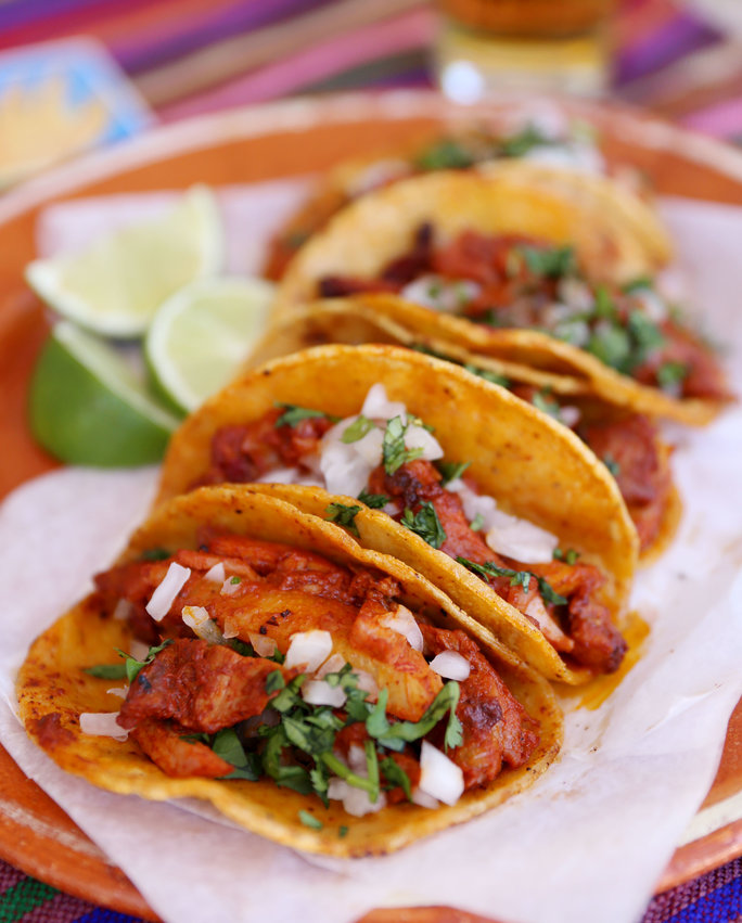 Tacos de Adobada Recipe | InSt...