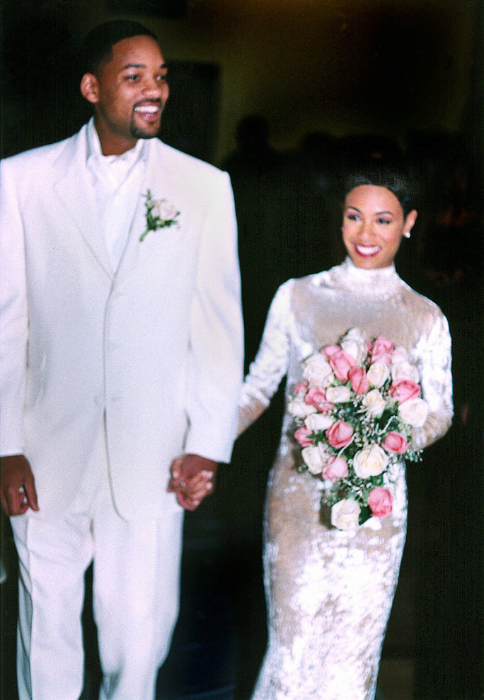 Clone of 90's Weddings - Jada and Will