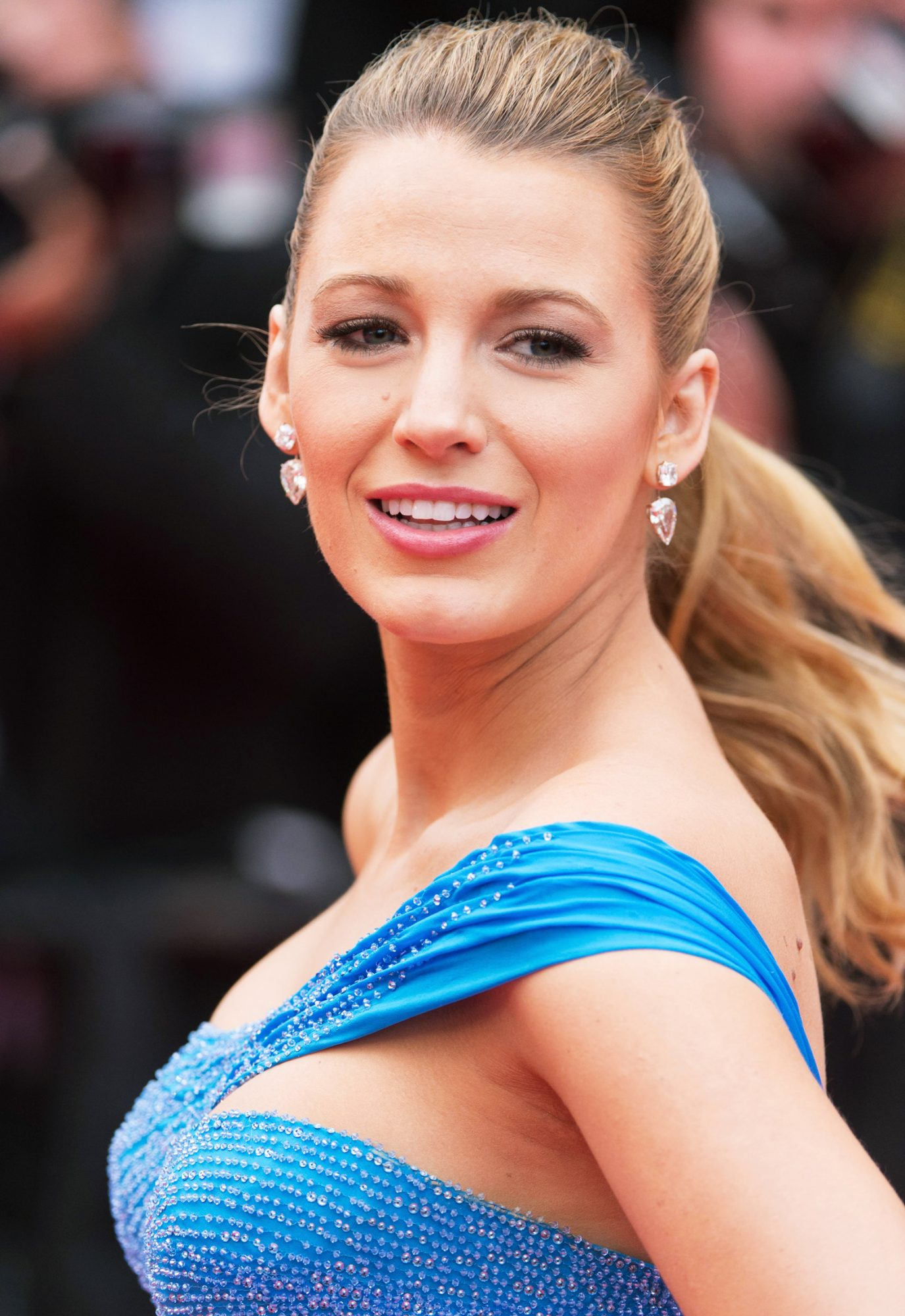 Blake Lively - 69th annual Cannes Film Festival at the Palais des Festivals on May 14, 2016