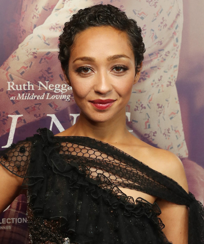Ruth Negga Makeup