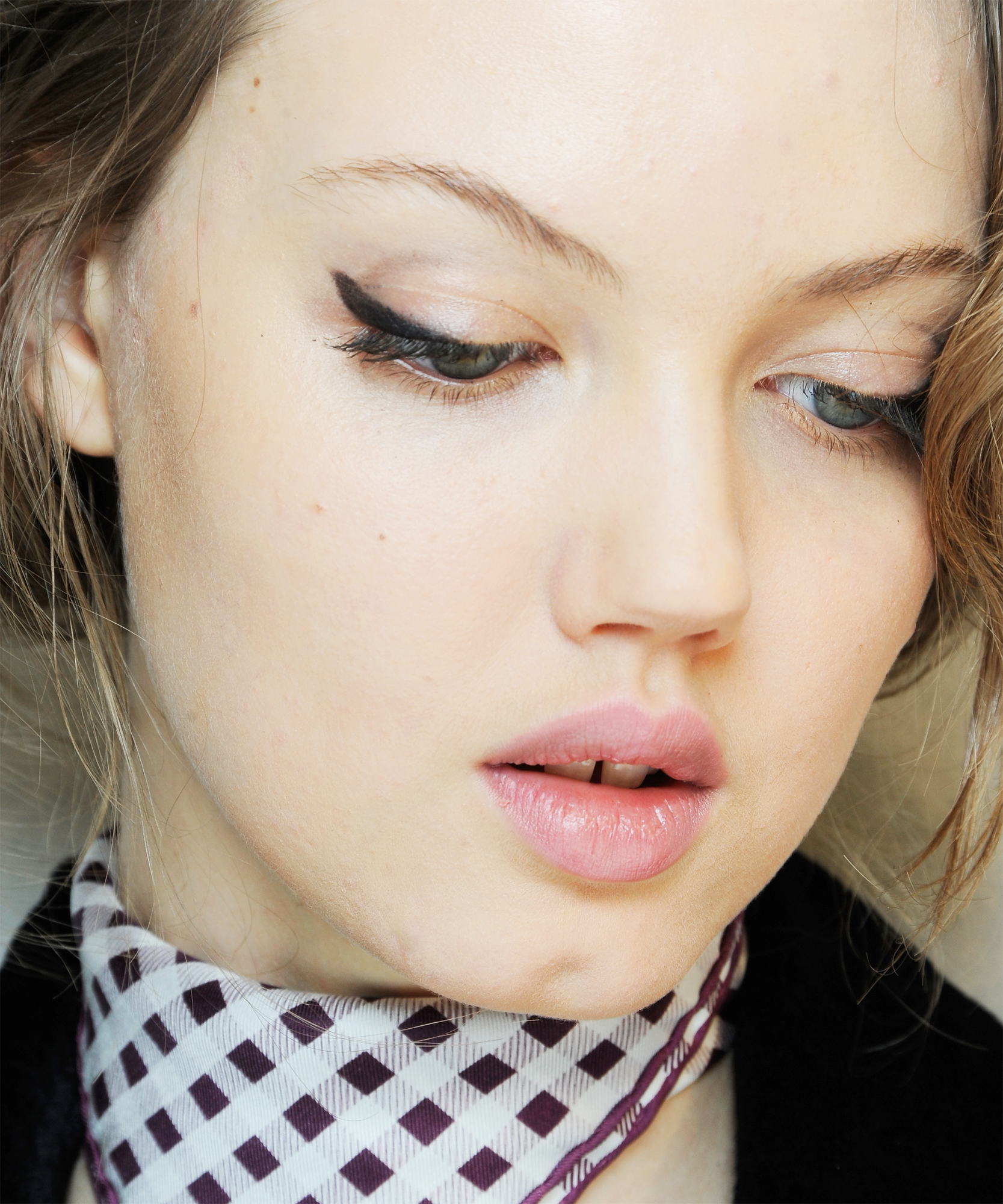Lindsey Wixson - Cat Eye - Lead 2016