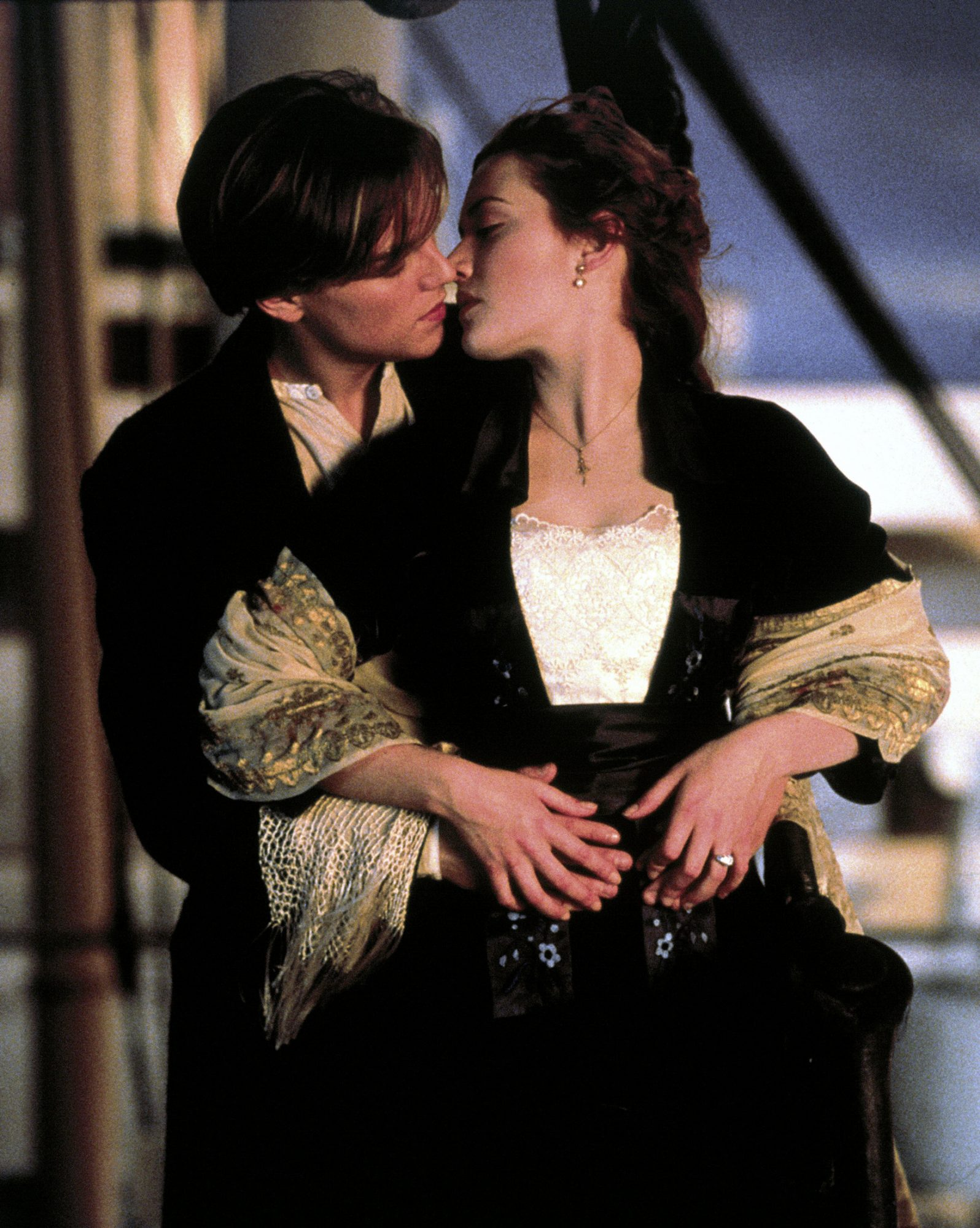 He made us swoon as Jack in Titanic.