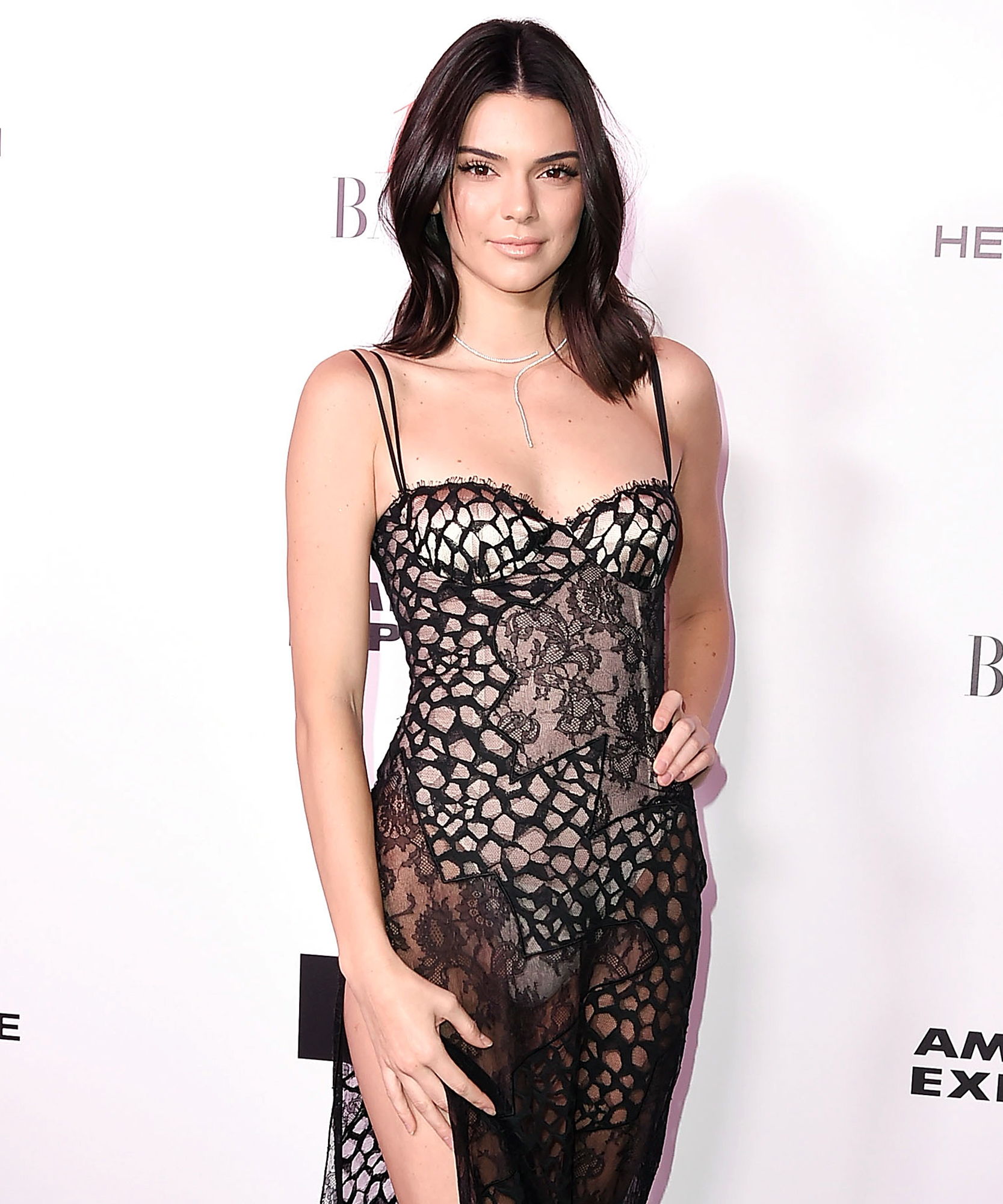 Kendall Jenner Most Fashionable Women Event - Lead 2017