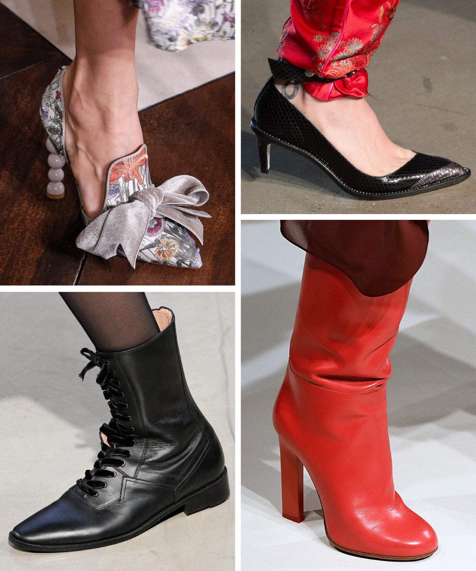 NYFW Best Bags and Shoes Shoe Lead