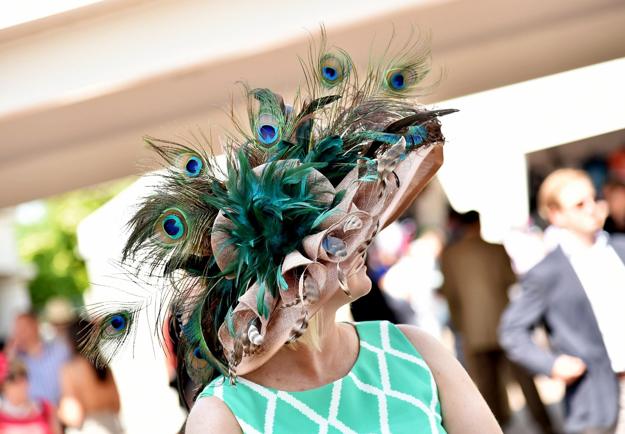 bfd4c956967e0 Hair Accessories to Wear to the Kentucky Derby