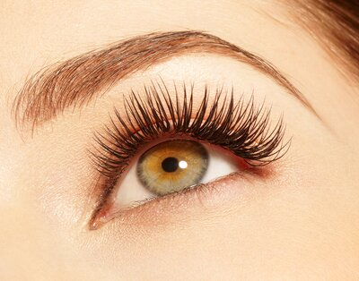 f586742ea7c How to Recover From Lash Extensions   InStyle.com