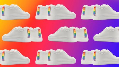 4d9c9b4e1606 Kenneth Cole Launches the PRIDE KAM Sneaker in Support of Equality ...