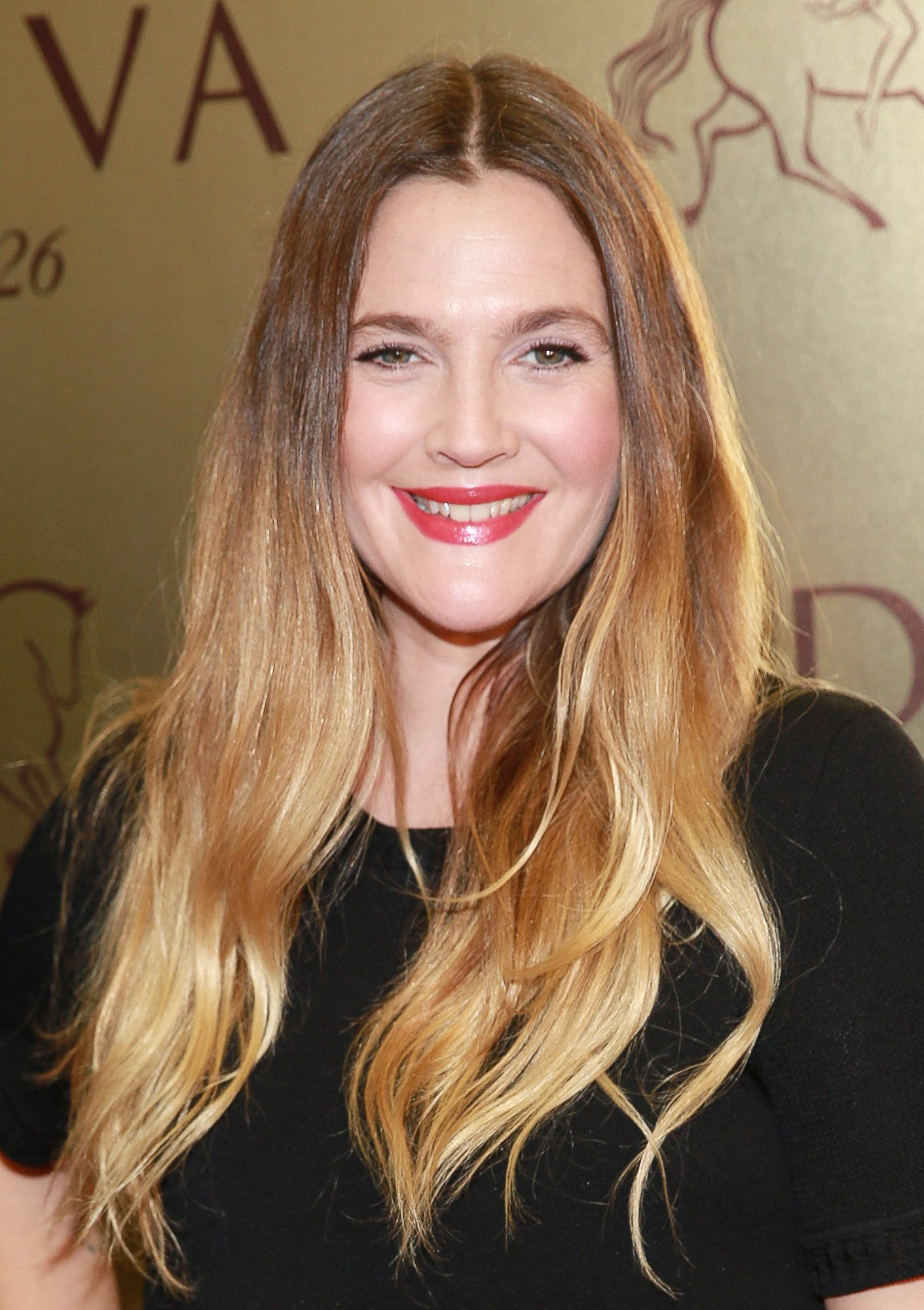Drew Barrymore - Teeth Whitening