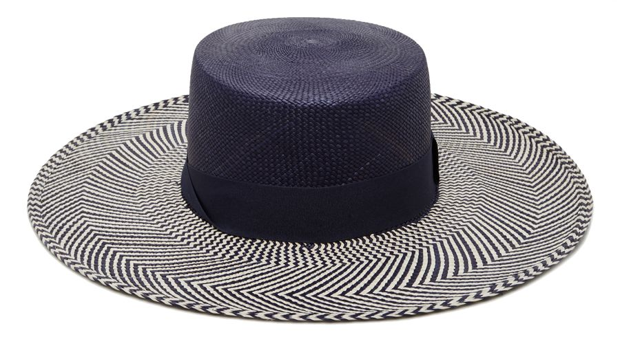 SENSI STUDIO TWO TONE HAT