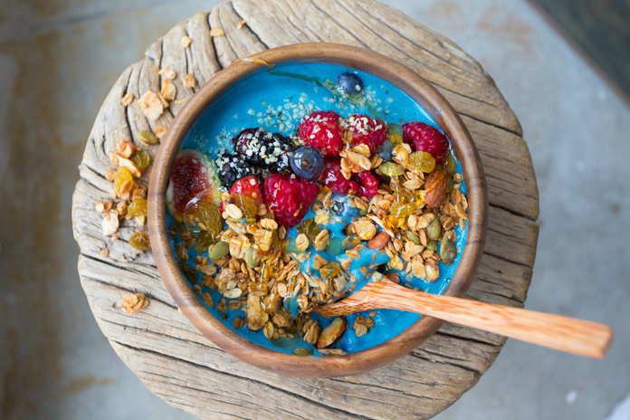 blue algae bowl recipe lead