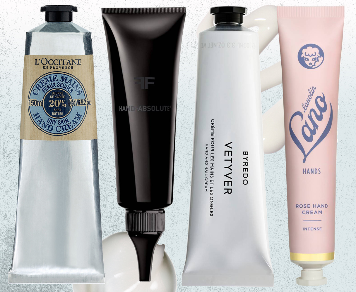 Best Hand Creams Lead