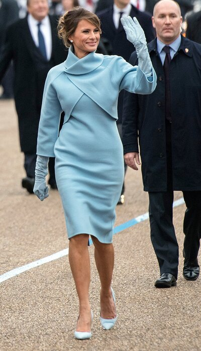 0f809145266 What Melania Trump s Clothes Are Actually Saying