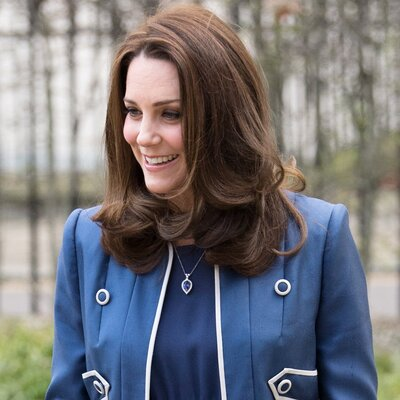 How Is Kate Middletons Hair Always So Perfect Instyle