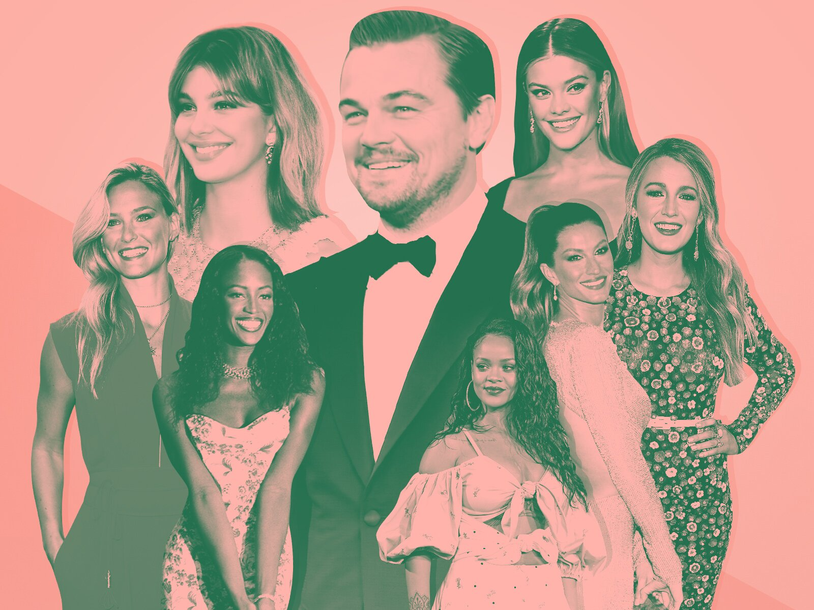 What's the Average Age of Leonardo DiCaprio's Girlfriends? | InStyle com
