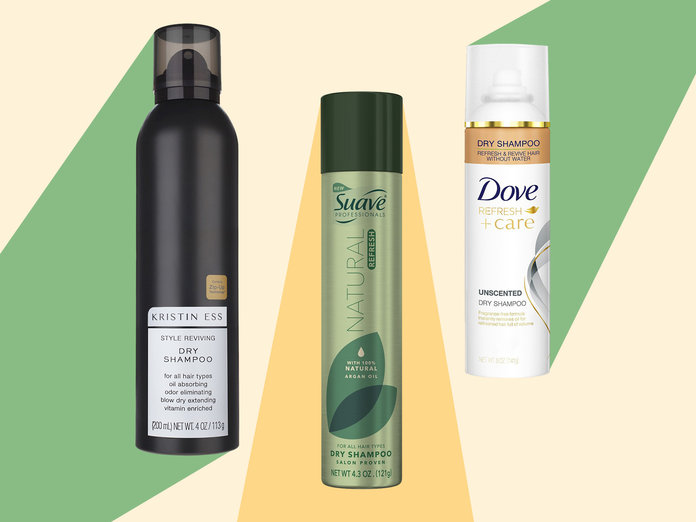 Best Dry Shampoo - Lead