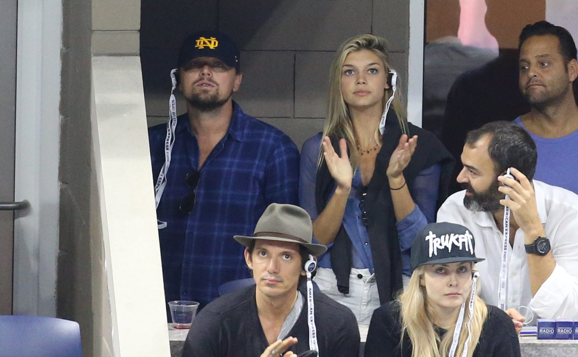 2015 US Open Celebrity Sightings - Day 14