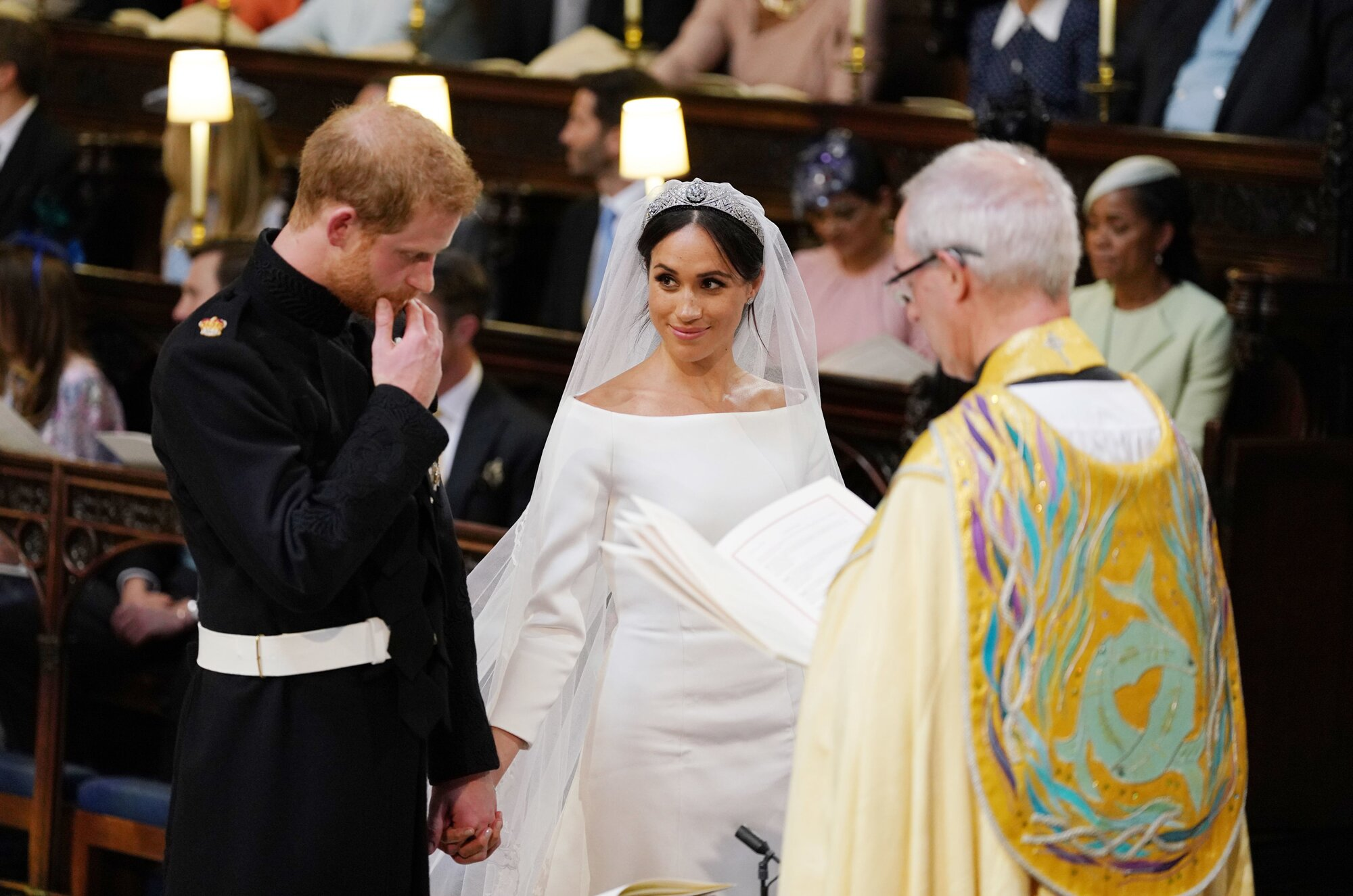 b413452d60 16 Most Gorgeous Royal Wedding Gowns of All Time