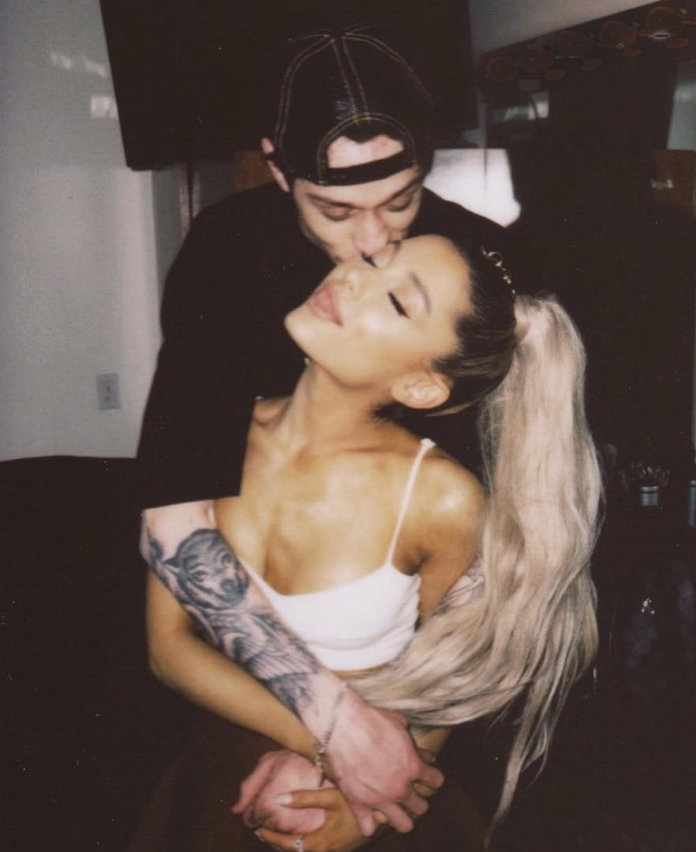 Ariana and Pete lead