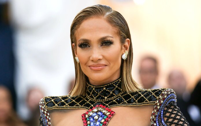 35c2266bd0 Jennifer Lopez and More Celebrities Wearing Gooseberry Swimsuits ...