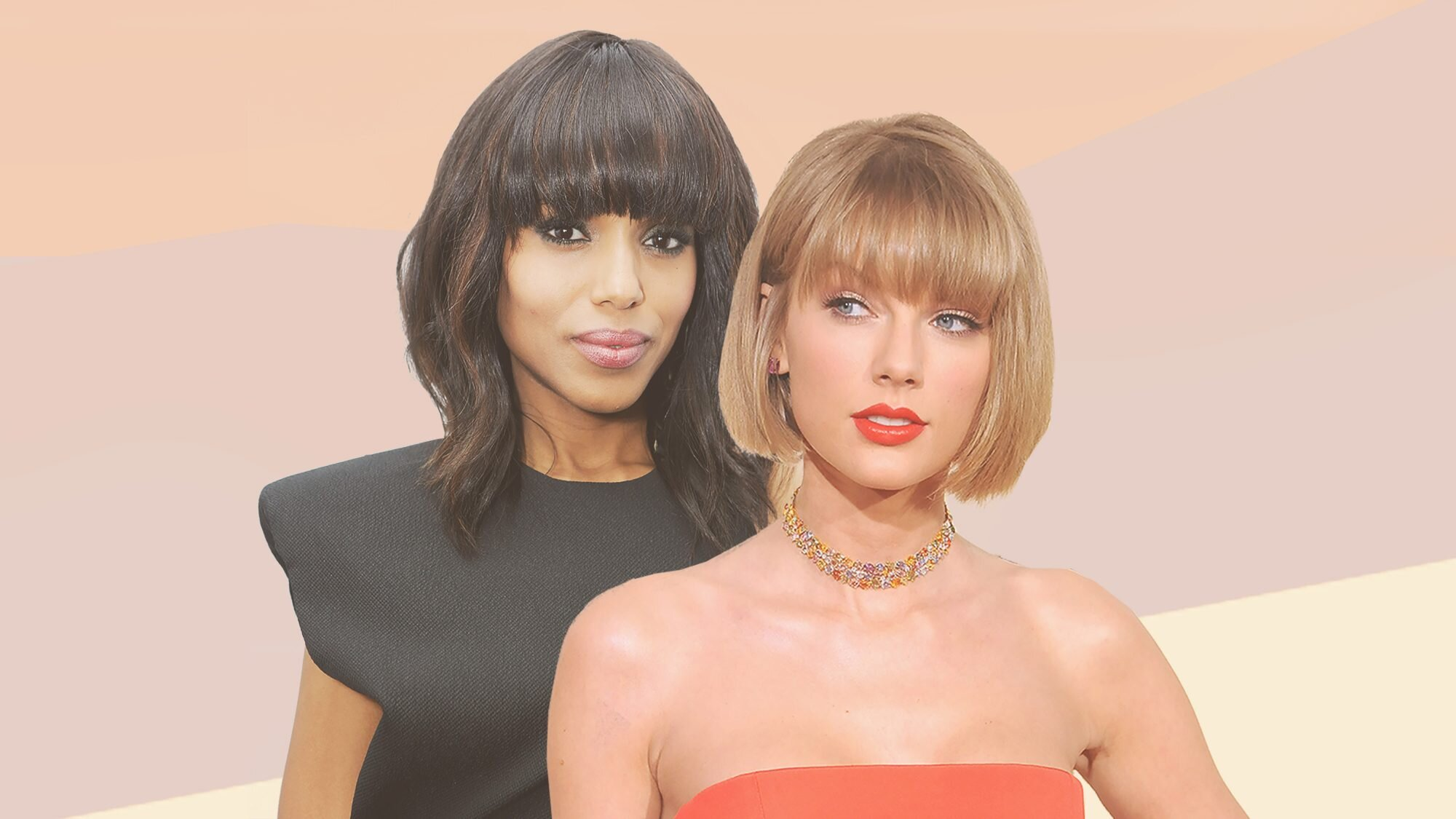 The Best Bangs For Your Face Shape Instyle