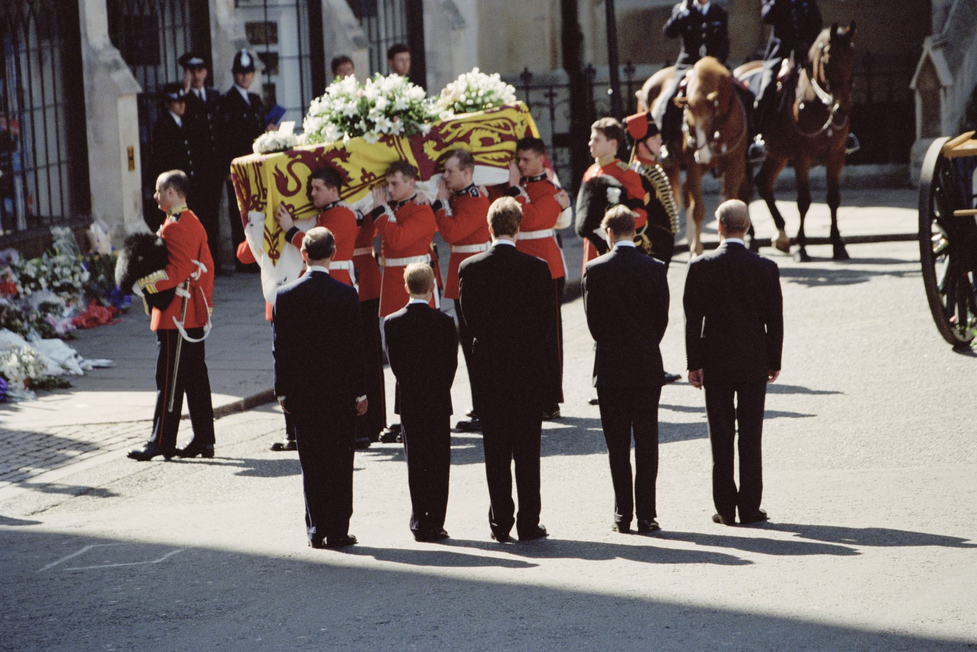 Diana's Funeral