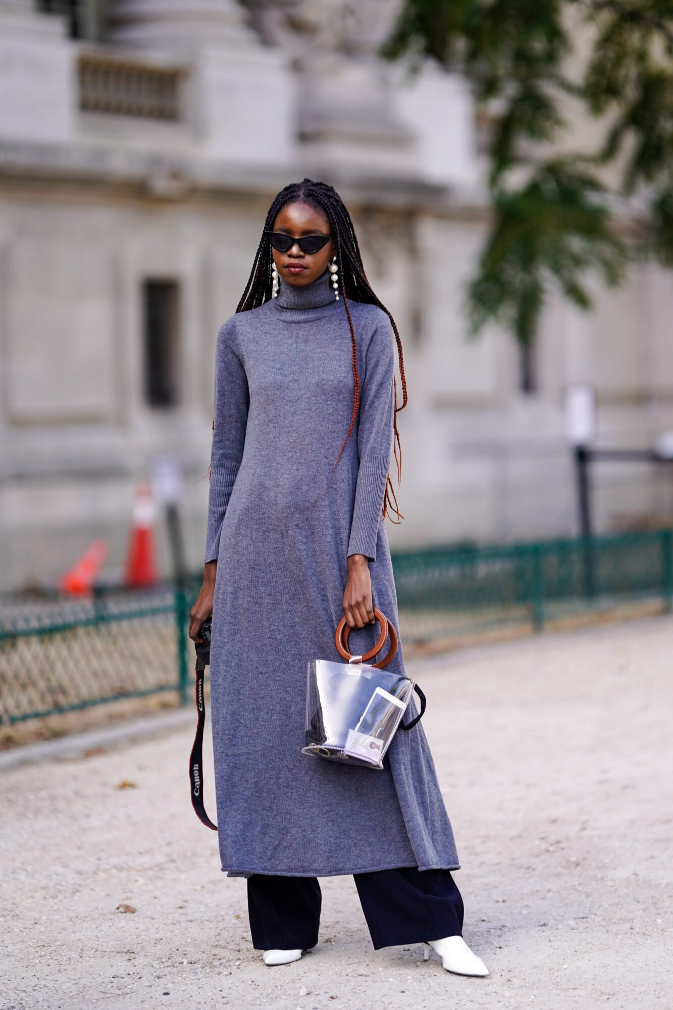 6e46e87d89 5 Tiny Tweaks That Will Make Your Sweater Dress Feel Very 2019