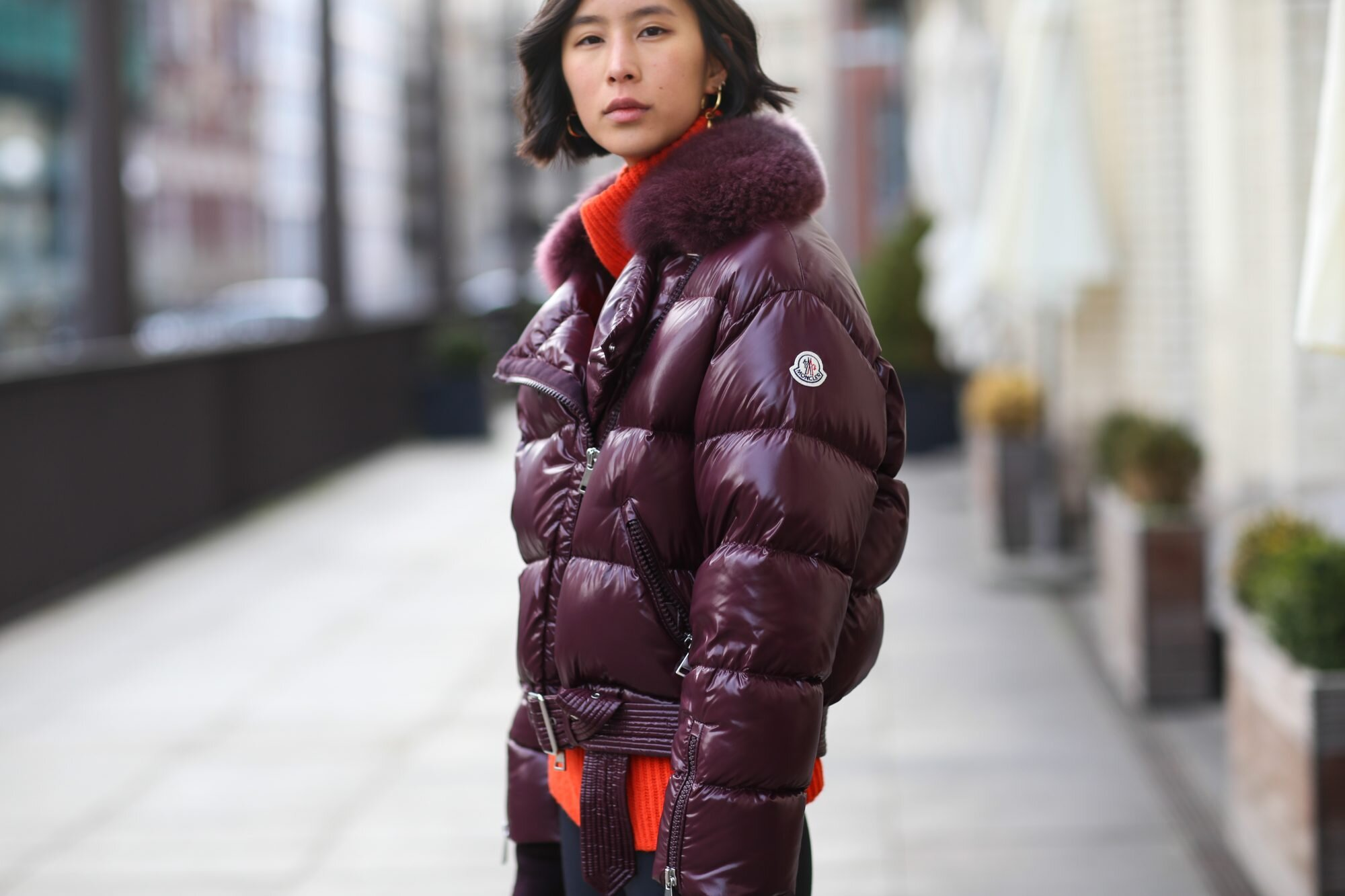 ec4e4808fa7 The Winter Coats Petites Always Look Amazing In | InStyle.com