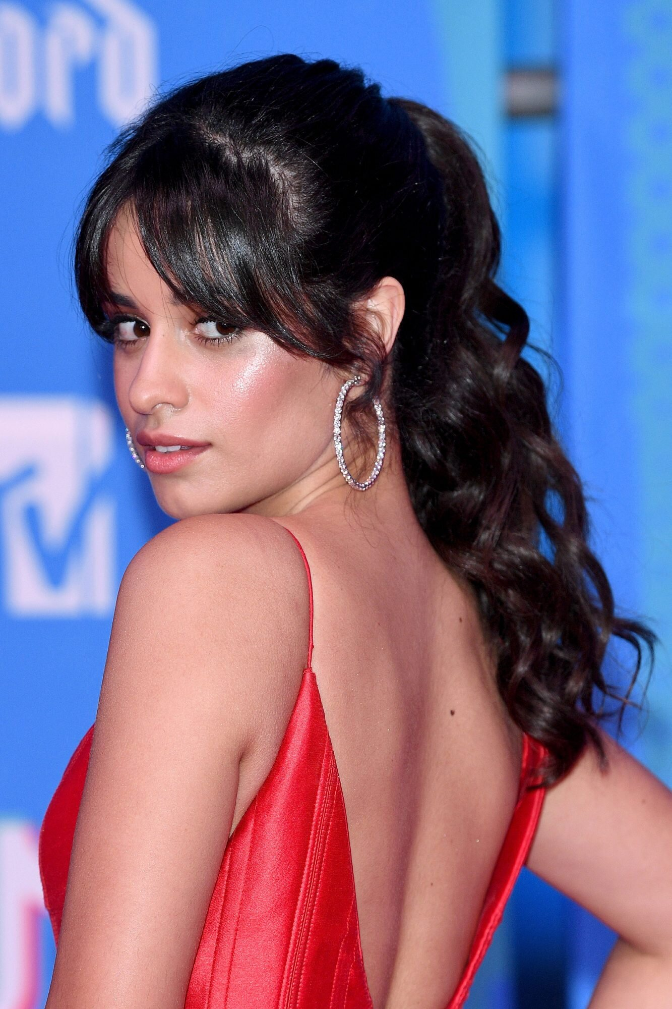 Curtain Bangs Hairstyles How To Style Curtain Bangs
