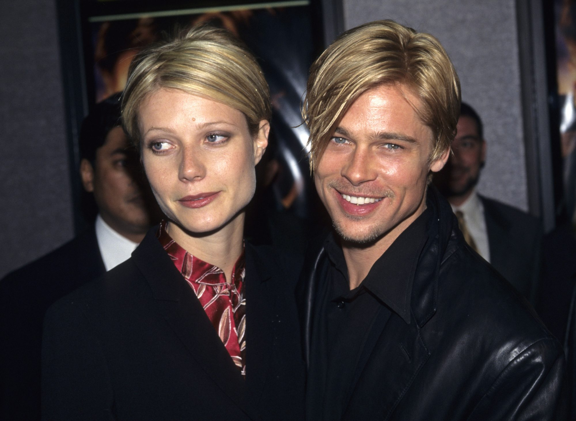 Gwyneth Paltrow Brad Pitt 'The Devil's Own' Premiere
