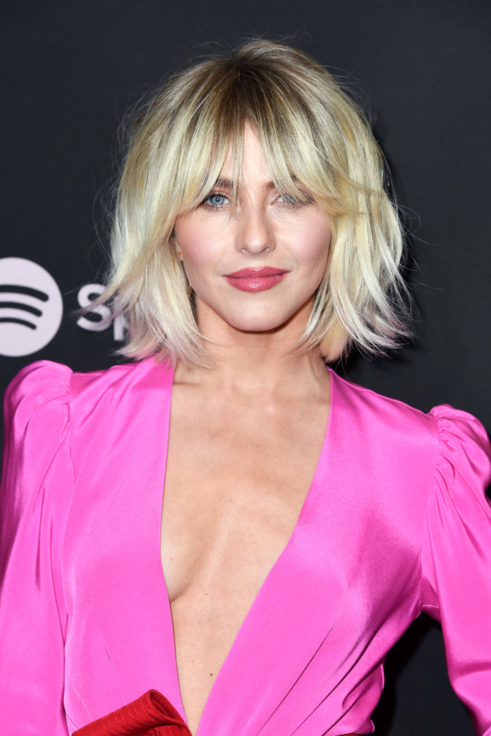 Julianne Hough Sexiest Hairstyles