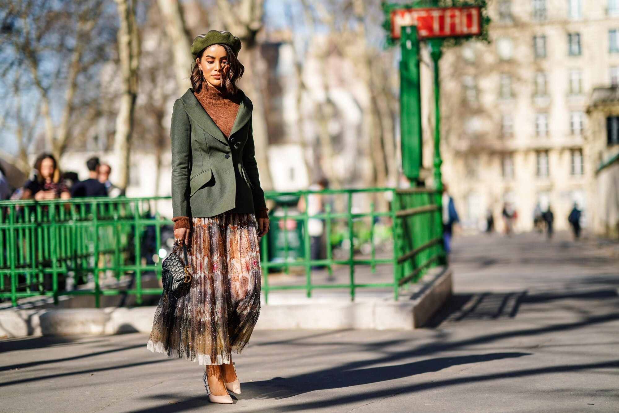 b063083750 Pleated Skirts Are Back — Here Are 20 Fresh Ways to Wear One in 2019 ...