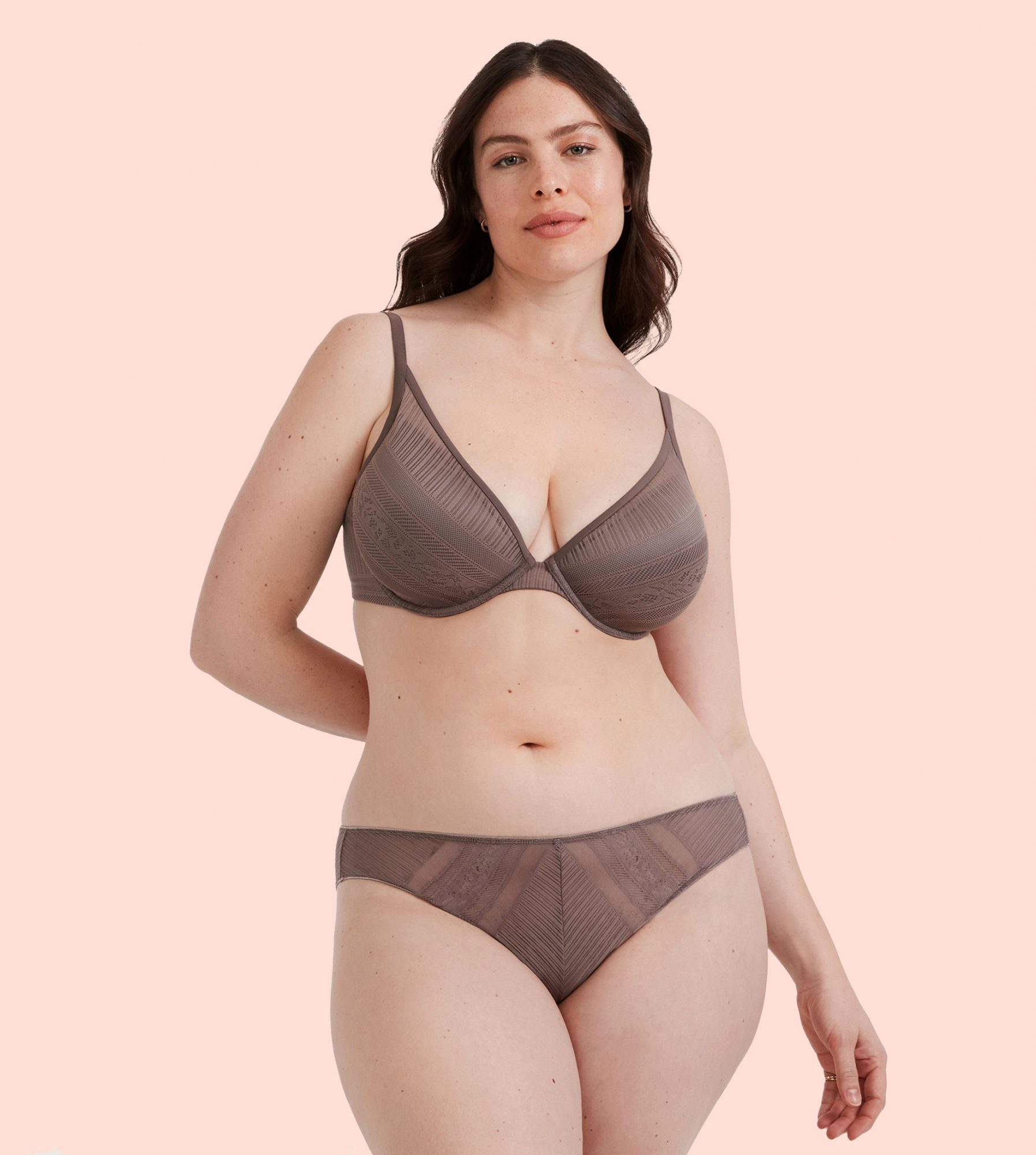 Plus Size Bras - Lead