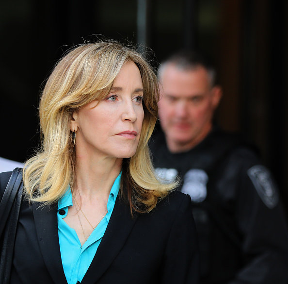 Felicity Huffman Could Face Jail Time in College Admissions Scandal
