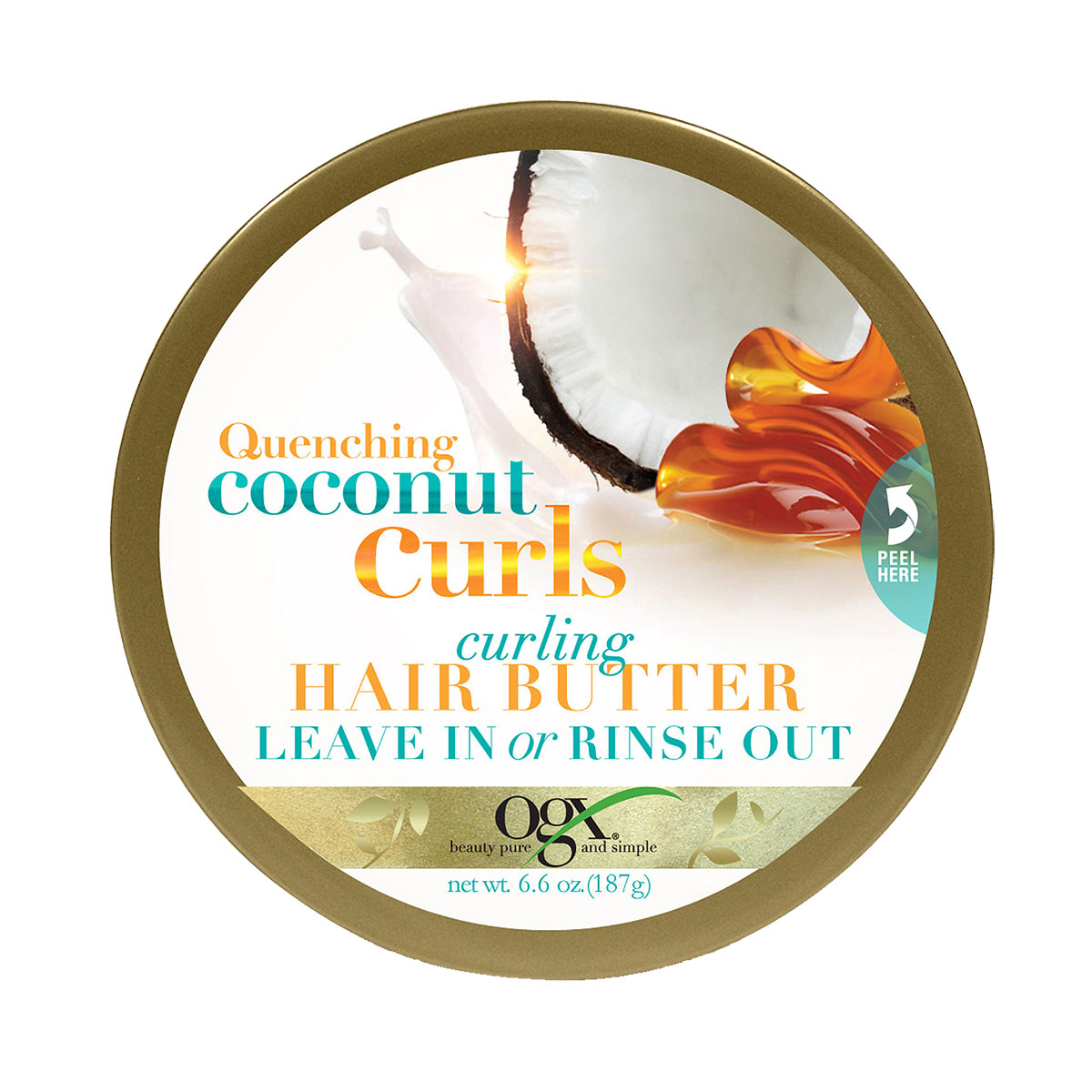 OGX Quenching Coconut Curls Curling Butter