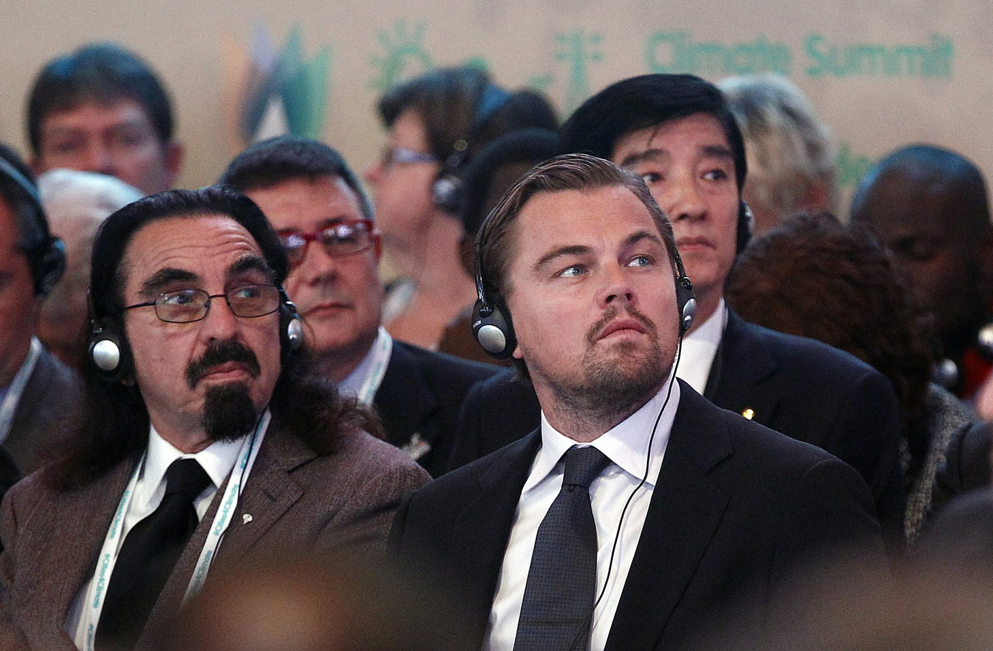 21st Session Of Conference On Climate Change COP21 : Day 5 In Paris