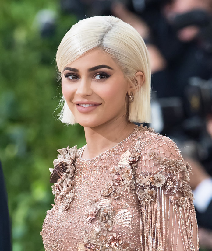 Everything We Know About Kylie Jenner's Mysterious Wedding Dress