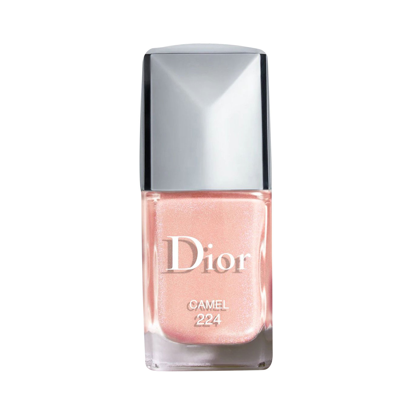 Pearlescent Nude: Dior Vernis in Camel