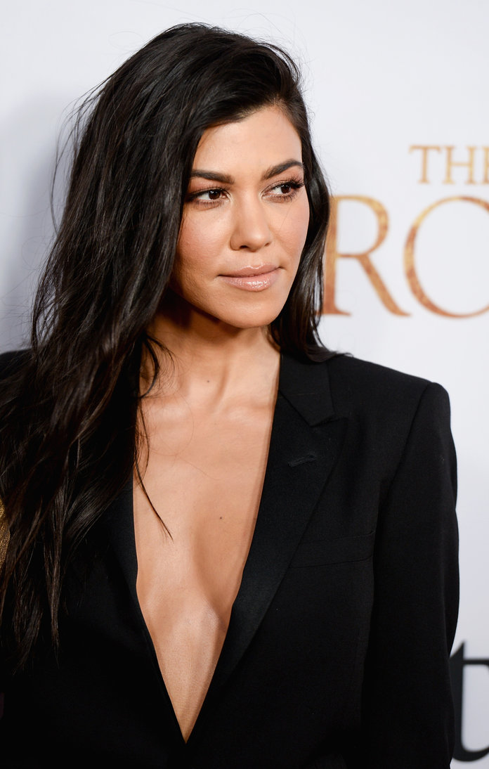 Kourtney Kardashian Used a Troll's Comment As An Opportunity to Promote Poosh