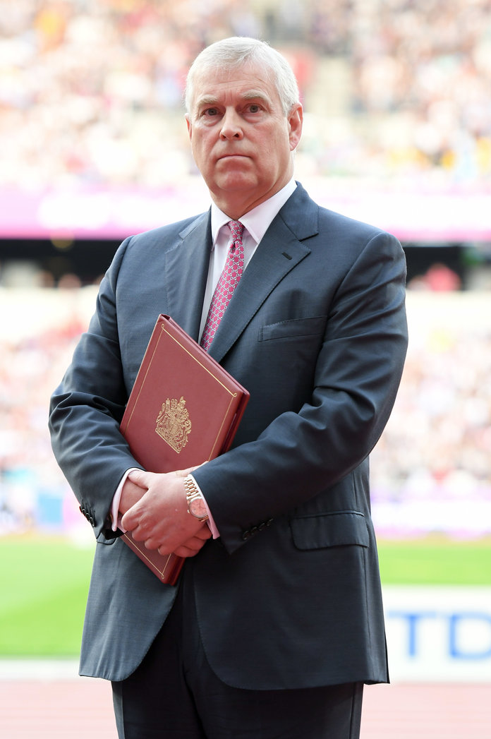 Prince Andrew Ousted From Buckingham Palace