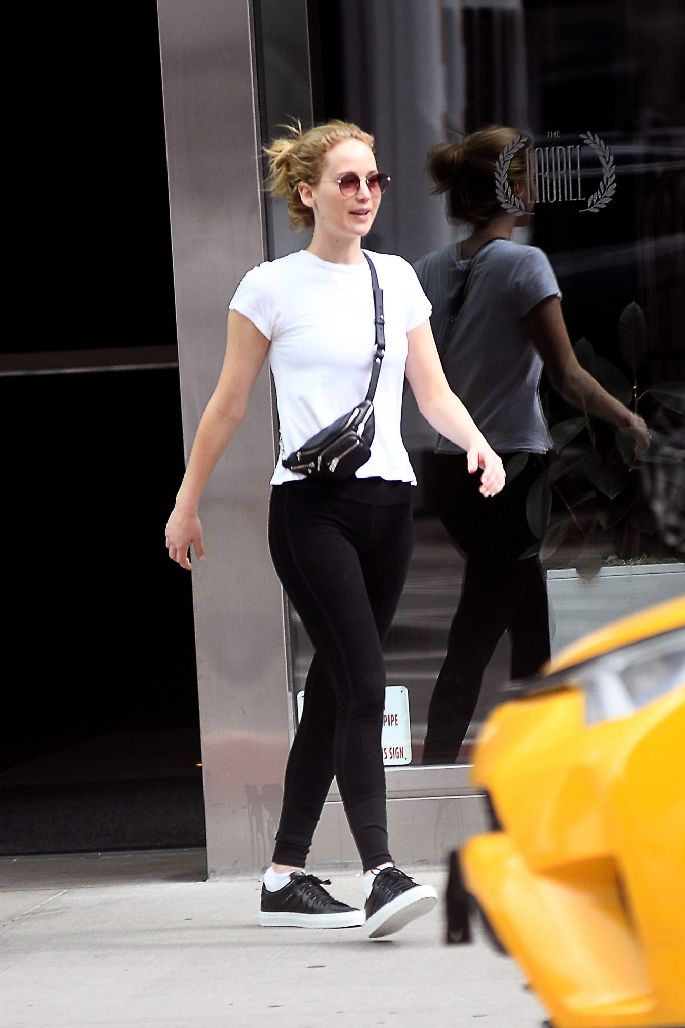 Jennifer Lawrence Nordstrom Leggings