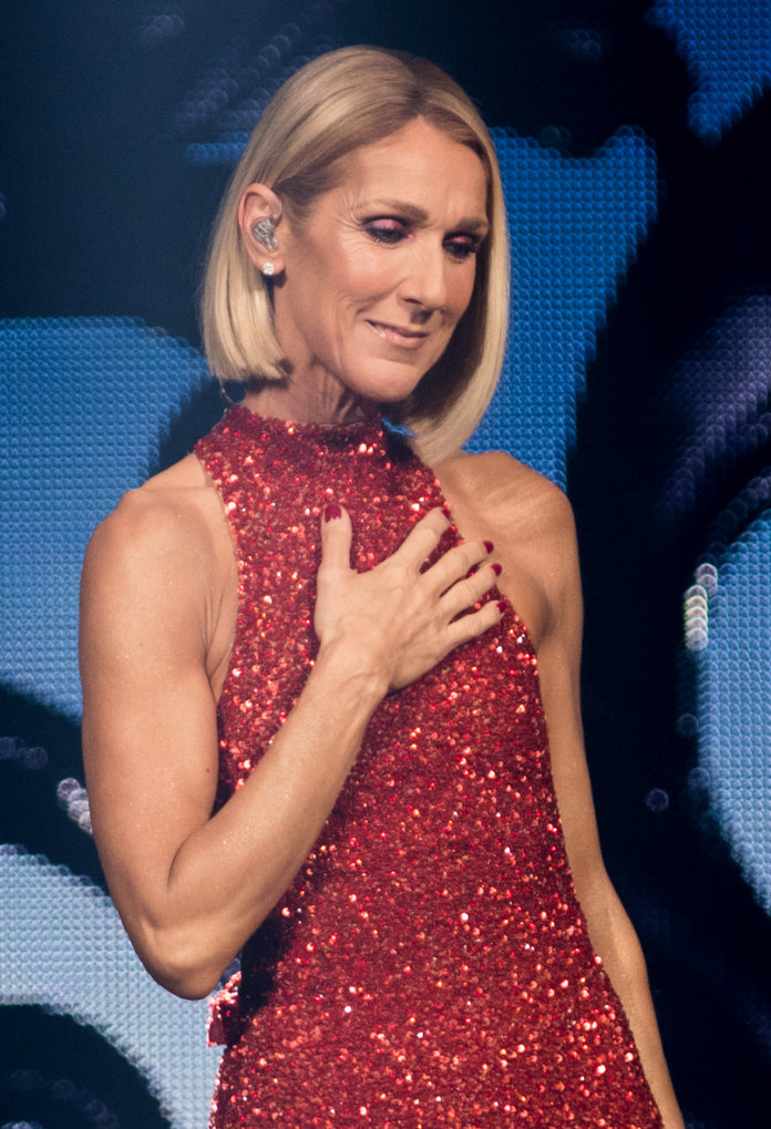 Celine Dion Mourns the Death of Her Mother, Thérèse Tanguay Dion